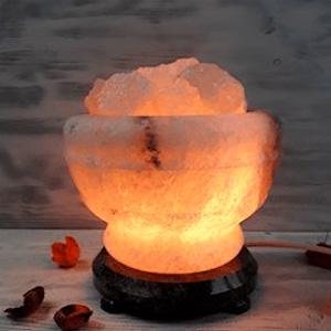 Лампы из белой соли (г. Соль-Илецк)